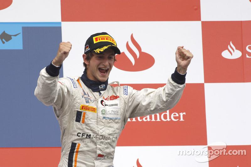 Richelmi, Trident Racing score podium finish at Hockenheim race 1