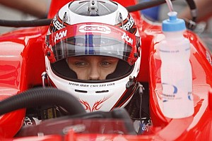 GP2 Qualifying report Chilton claims his maiden pole in the final second at Hungaroring