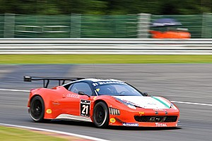 Endurance Qualifying report Good start to Spa 24 hour race event for MTECH