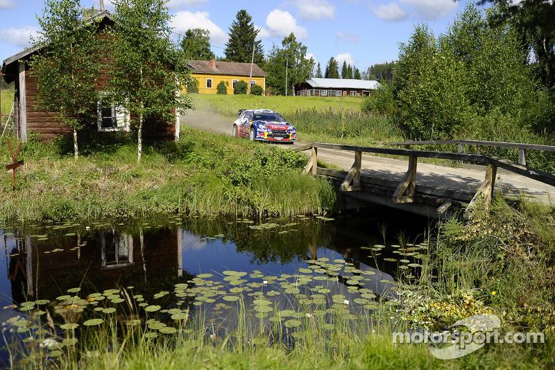 Taking on the Finnish Roller-Coaster