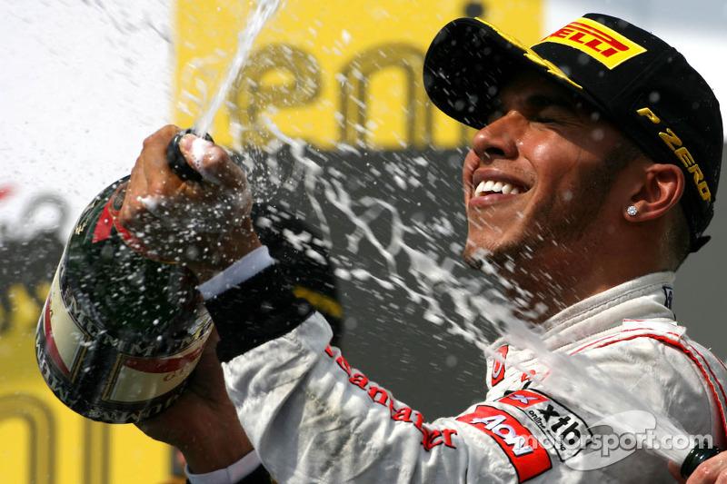 Hamilton wraps dominant weekend for McLaren with Hungaroring win