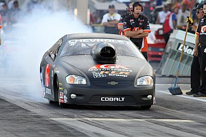 NHRA Race report Second round exit leaves KLR Group's Erica Enders seeing red