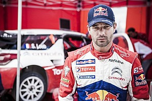 WRC Qualifying report Loeb and Elena set fastest time on Rally Finland's qualifying stage