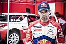 Loeb and Elena set fastest time on Rally Finlands qualifying stage
