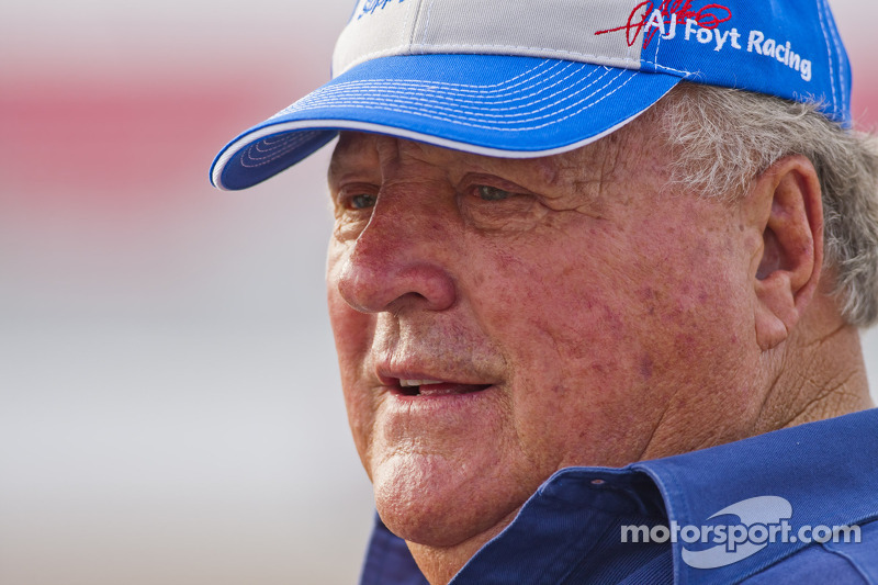 A.J. Foyt to give Chase Austin a shot at 2013 Indy 500