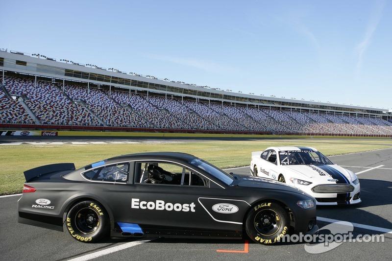 Edwards tests 2013 Fusion, focuses on winning