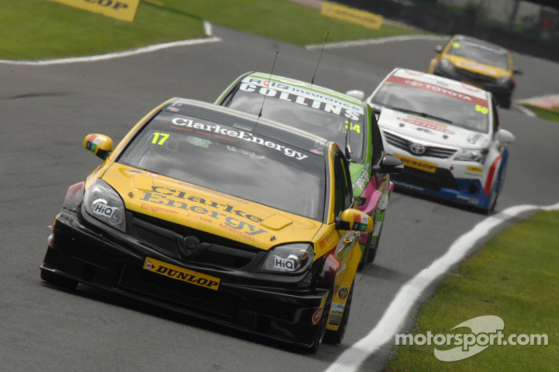 Three races with different winners at Snetterton