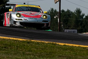 ALMS Testing report Luhr, Graf lead Thursday test at Road America