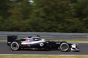 Maldonado eyes 2013 title with Williams