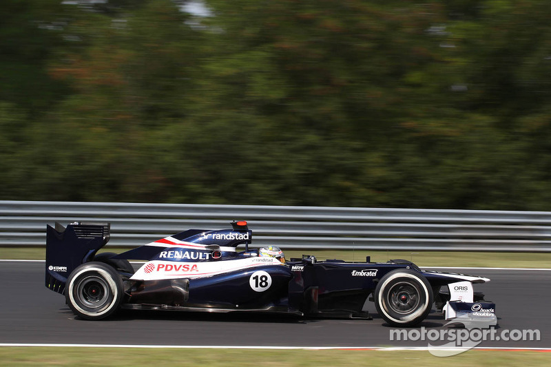 Maldonado eyes 2013 title with Williams
