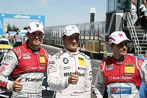 DTM Qualifying report Pole for Spengler, setback for Paffett in Nürburgring qualifying