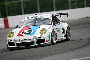 Grand-Am Race report Porsche in top-five at Circuit Gilles Villeneuve in Montreal