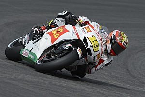 MotoGP Qualifying report Bautista confident despite qualifying ninth at Indianapolis