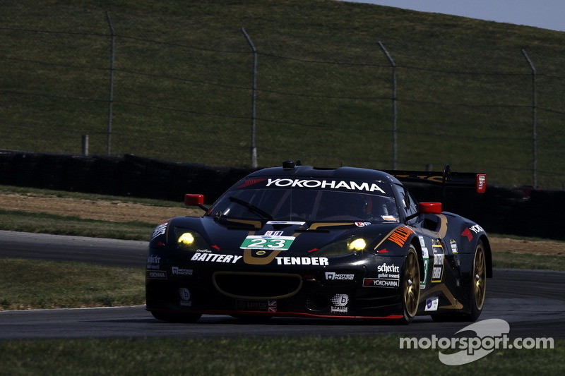 AJR's Sweedler and Bell seventh in GT at Road America