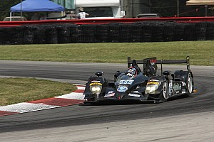 ALMS Race report  Scott Tucker, Level 5 leave Road America with podium; retain points lead - Video