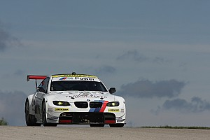 ALMS Race report Auberlen's hot streak continued at Road America