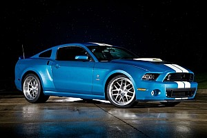Automotive Breaking news A tribute to Carroll Shelby: 850-horsepower 2013 Ford Shelby GT500 Cobra