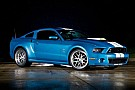 A tribute to Carroll Shelby: 850-horsepower 2013 Ford Shelby GT500 Cobra