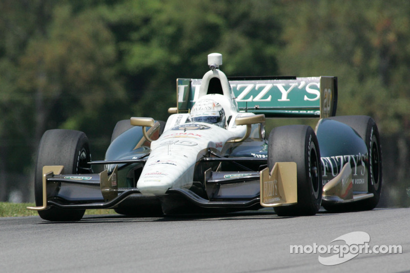 Ed Carpenter Racing continues to progress as they head for Sonoma