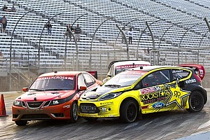 Formula Drift Special feature Life in The Foust Lane :