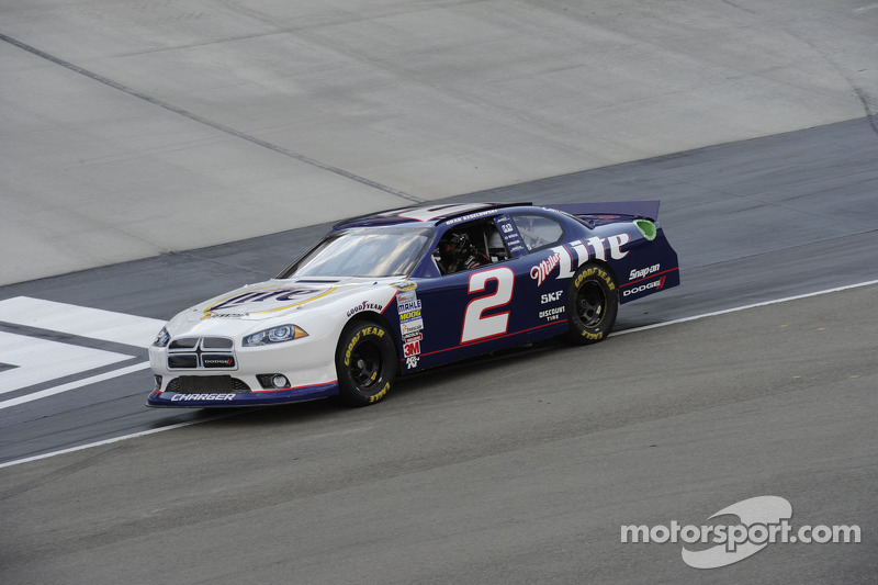 Penske Racing, Miller to honor Rusty Wallace with Blue Deuce car at Bristol - video