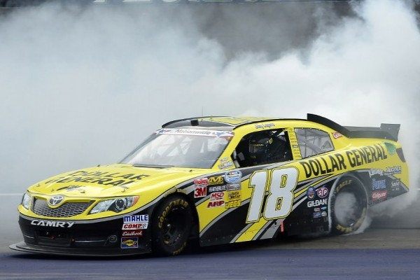 Logano gets elusive Bristol win 