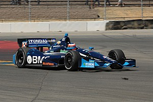 KVRT's Barrichello finishes season-high fourth