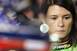 NASCAR XFINITY Preview Danica Patrick has no fear of AMS's fast track