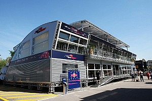 Formula 1 Special feature Red Bull hospitality unit - video tour