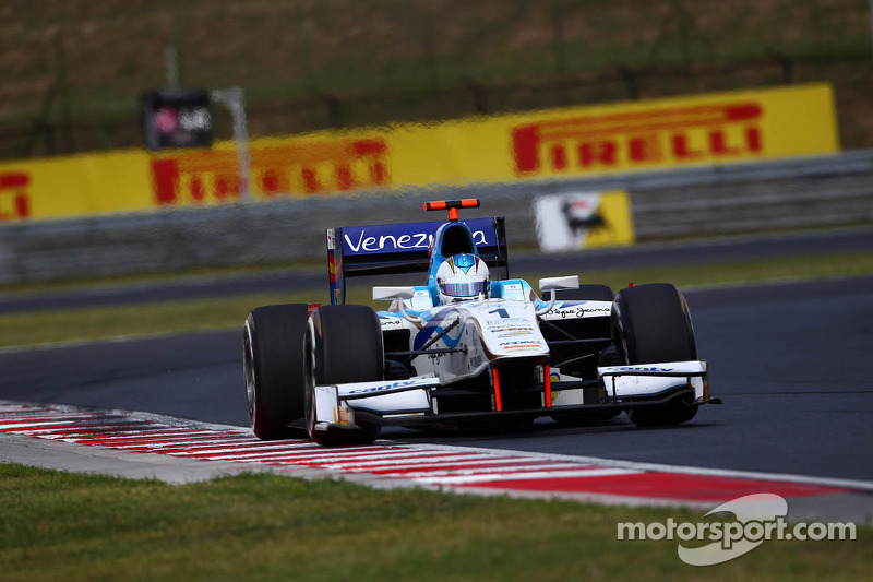 Cecotto and Kral are raring to go at Spa
