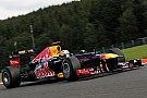 Red Bull extends lead in constructors after Belgian GP
