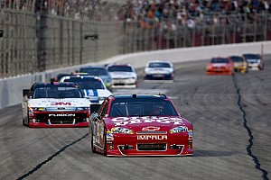 NASCAR Sprint Cup Race report Off night for Stewart in Atlanta
