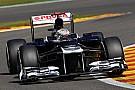 Williams will use hard and medium tires on Italy GP