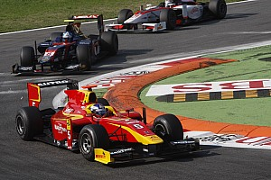 GP2 Race report Superb second place for Racing Engineering's Leimer in the Monza Sprint Race.