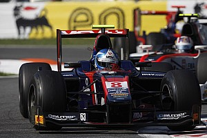 GP2 Race report Double Podium for Isport in Monza
