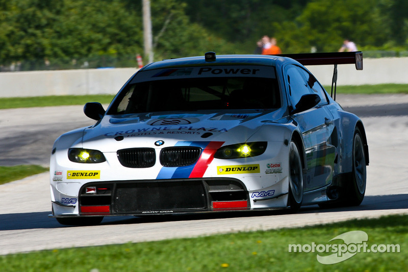 BMW Team RLL will contest its first race at VIR