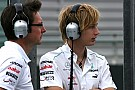 Hartley joins Mercedes at Magny-Cours Young Driver test