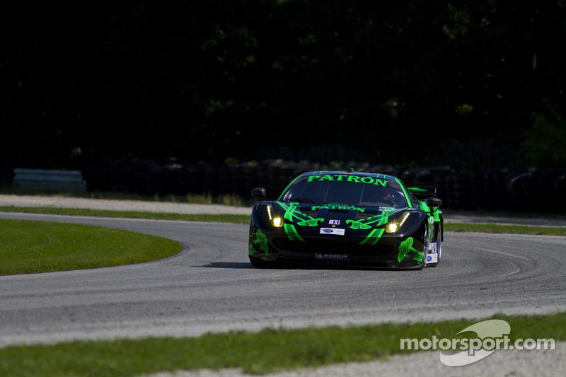 Van Overbeek and Extreme Speed Motorsports earn first career GT pole