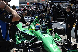 Newgarden back strong at Auto Club Speedway