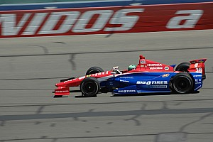 IndyCar Race report Rahal finishes sixth in Ganassi Honda at season finale in Fontana