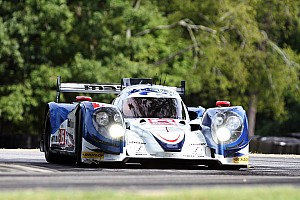 ALMS Race report After VIR Smith heads for AMLS finale still in tittle race