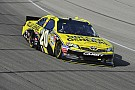 Logano powers way to seventh-place finish at Chicagoland