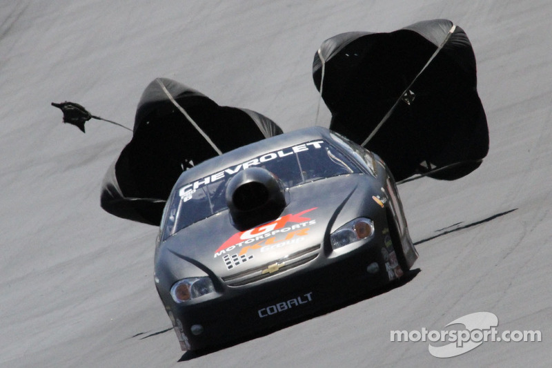 Enders blasts NHRA track conditions after unacceptable first-round loss in Charlotte