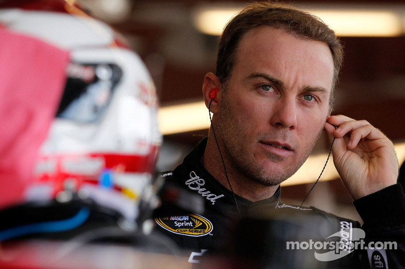 Harvick and the No. 29 Budweiser Chevrolet Team NHMS Advance