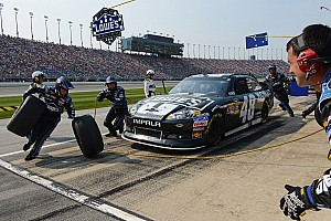 NASCAR Sprint Cup Preview Team Chevy advance Sylvania 300
