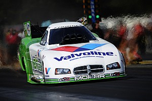 Beckman set for Funny Car Nitro Shootout in Dallas