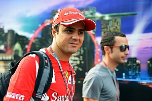 "Singapore GP - Massa: ""One lap here is like two in Monaco"""