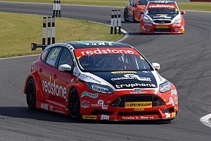 BTCC Preview Redstone Racing ready to take on The Rock!