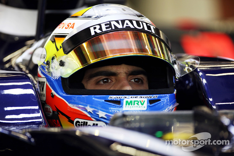 Stewards 'undoubtedly stricter' in 2012 - Maldonado