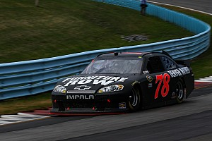 NASCAR Sprint Cup Race report Smith finishes 16th in New Hampshire